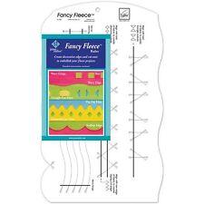 June Tailor Fancy Fleece Slotted Ruler - 084250