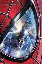 Spiderman 2 Ojo Cartel 91,5 X 61 Cm Merchandise Oficial