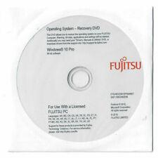 Fujitsu Recovery DVD, Windows 10 pro 64bit.