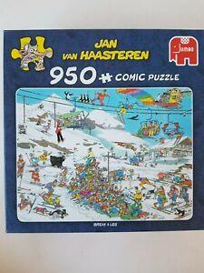 Jan van Haasteren Break A Leg Jigsaw Puzzle 950 Pieces Jumbo 81417