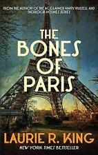 BONES OF PARIS, THE - Laurie R. King (Hardcover, 2013, Free Postage)
