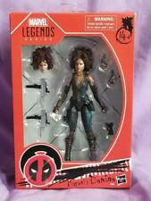 Marvel Legends Series Domino 6-Inch Action Figure - New  X-Men X-Force Deadpool
