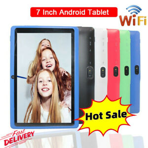 Q88 7'' Android Tablet 4GB Quad Core 4.4 Dual Camera Bluetooth WiFi Tablet