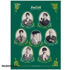 BTOB 10TH MINI ALBUM [ Feel'eM ] CD+BOOKLET+PHOTO CARD