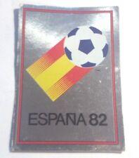 FIGURINA CALCIATORI PANINI ESPANA 82-SCUDETTO # 2 - NUOVA- NEW