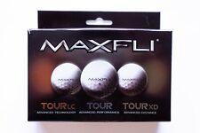 New Maxfli Tour Urethane Golf Balls White 10 dozen - 120 Tour X