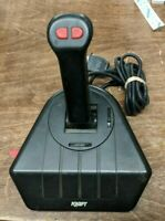 Kraft Thunderstick Joystick for Vintage IBM PC Computers VTg 15 Pin Serial