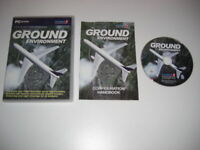 GROUND ENVIRONMENT Pc Cd Rom Add On Flight Simulator Sim 2004 FS2004