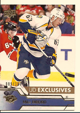 MIKE RIBEIRO 2016-17 UPPER DECK SERIES 2 UD EXCLUSIVES PARALLEL /100