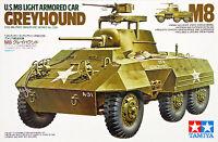 Tamiya 35228 US Light Armored Car M8 Greyhound 1/35 scale kit