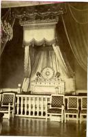 France Versailles Grand Trianon La Chambre A coucher De Louis XIV Vintage albume