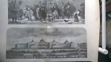 1876 22 Hochburg Ofen Buda Budapest