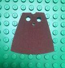 1 custom made to fit lego minifigs cape Reddish Brown Star Wars Jedi