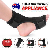 Plantar Fasciitis Night Splint Therapy Posterior Foot Drop Instep Injury Orthoti