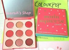 ColourPop Eyeshadow Palette Main Squeeze Red Watermelon 100% Genuine See Receipt