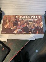 MASTERPIECE THE ART AUCTION BOARD GAME (PARKER BROTHERS 1970) Complete Excellent