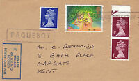 GB CARGO SHIP HOO MARLIN A SHIPS CACHED COVER