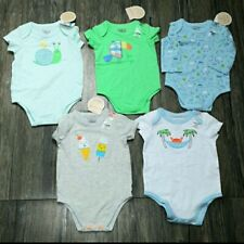 Nwt First Impressions Baby boy clothes 0-6 months 5 Piece Lot!