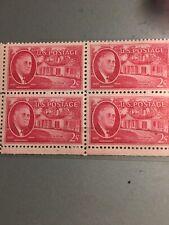 Roosevelt Red 2cent Stamp