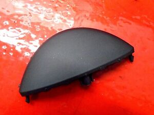 04-06 SCION XB STEERING COLUMN CLUSTER SHROUD TRIM TOP COVER BEZEL HOOD BLACK