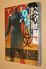Residente Evil Biohazard 3 japonés Guide solución libro 21x15cm/352 páginas