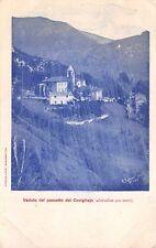 7865) VEDUTA DEL PAESETTO DEL CIVIGLIAJO, (COVIGLIAIO , FIRENZE)