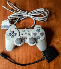 CONTROLLER DUALSHOCK ORIGINALE SONY NUOVO PLAYSTATION PS2 3 PAD JOYPAD ADATTATOR