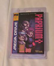 Paprium-Sega Mega Drive-Limited Edition J/JP/Japanese NEW