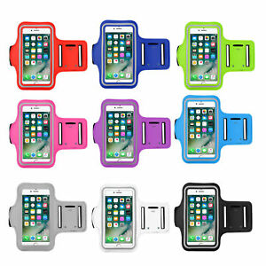 Sports Gym Armband Arm Case Jogging Cycling for iPhone X 8 7 6 Samsung S7 S6 S5