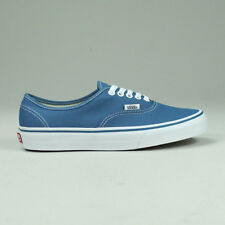 Vans Authentic Trainers Navy Blue Brand New in box UK Sizes 4,5,6,7,8,9,10,11