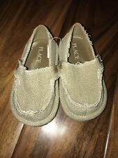 NWT The Children/'s Place girls moccasins pink glitter fur lined sz 6//7