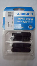 Shimano BRAKE SHOES r555c3 CARBON DURA ACE ULTEGRA 105 PINZA FRENO St. 4 (p5) 1705)