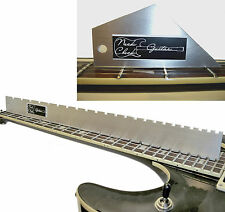 Guitar Neck (Notched) Straight Edge and Fret Rocker- Luthier Tools