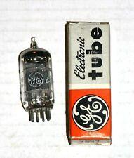 1 GE 7247 Electronic Vacuum Tube in Box, NOS