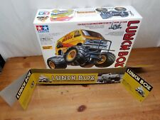 Vintage Tamiya Vanessa's Lunchbox Kit Box - Box Only Nice Shape RARE!