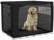 Dog Crate Cover for Wire Crates, Durable Polyester Chengsan 36 Inch