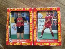 Pacific Major Soccer League 220 Card Collector Set 1990-91 Trading
