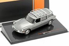 Citroen ID 19 Break Metallic Grey 1960, IXO, 1/43 Scale  IXO CLC326