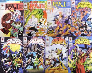 RAI #7 - #16, #18, #21, #24, #26, #28, #29  (1992) Valiant  (sold separately)
