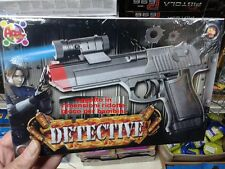 Pistola laser giocattolo ridotta x bimbi spara gioco di qualità mitra toy w20