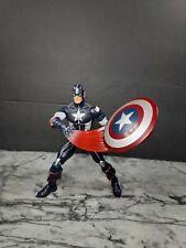Marvel Legends Captain America- 100% Complete