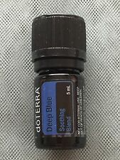 doTERRA Deep Blue 5mL Soothing Blend Essential Oil Therapeutic Grade