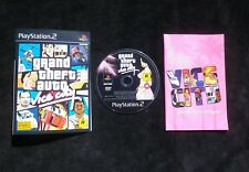 JEU Sony PLAYSTATION 2 PS2 : GRAND THEFT AUTO VICE CITY (GTA, envoi suivi)