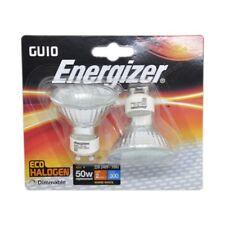 Eveready Lighting - Gu10 Eco Halogen Bulb 240v 40 Watt (50 Watt) Card of 2