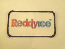 Reddy Ice Company Logo Iron On Patch- Ice Manufacturer