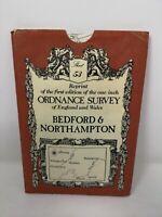 Ordnance Survey First Edition Map Reprint - Bedford & Northampton - Sheet 53