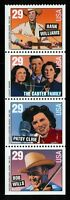 #2778a 29c Country & Western,  Se-Tenant Strip, Mint **ANY 4=FREE SHIPPING**