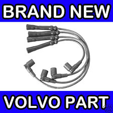 Volvo 700, 740, 760 (B234F 16V) (88-91) HT Ignition Spark Plug Leads Set
