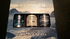 Talisker collection whisky multi pack 3 Mini par 0,05l