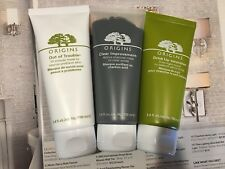 Origins Best Seller Masks Drink Up Intense, Out Of Trouble, Clear Improvements